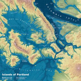 Sea Rise Maps