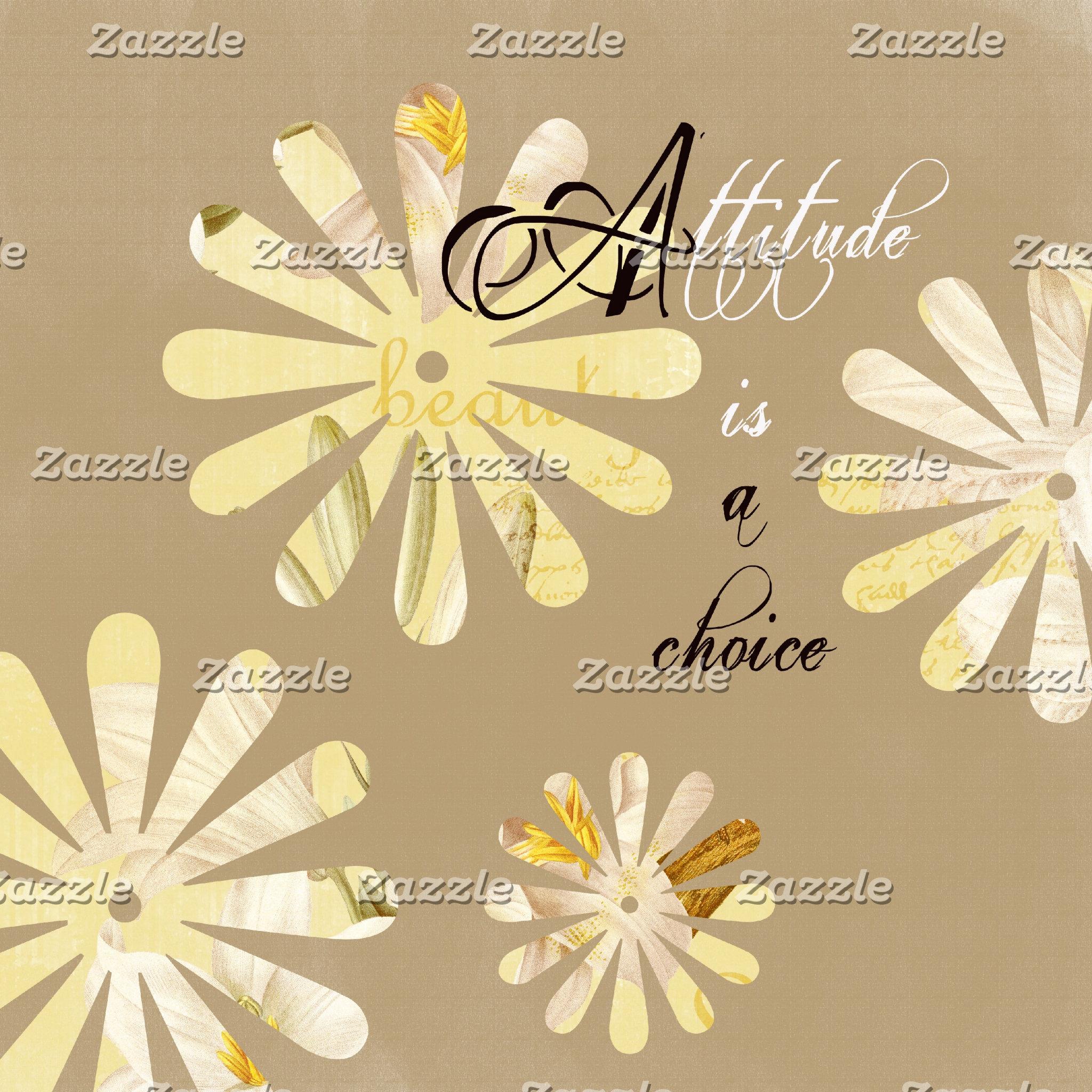 Attitude Choice