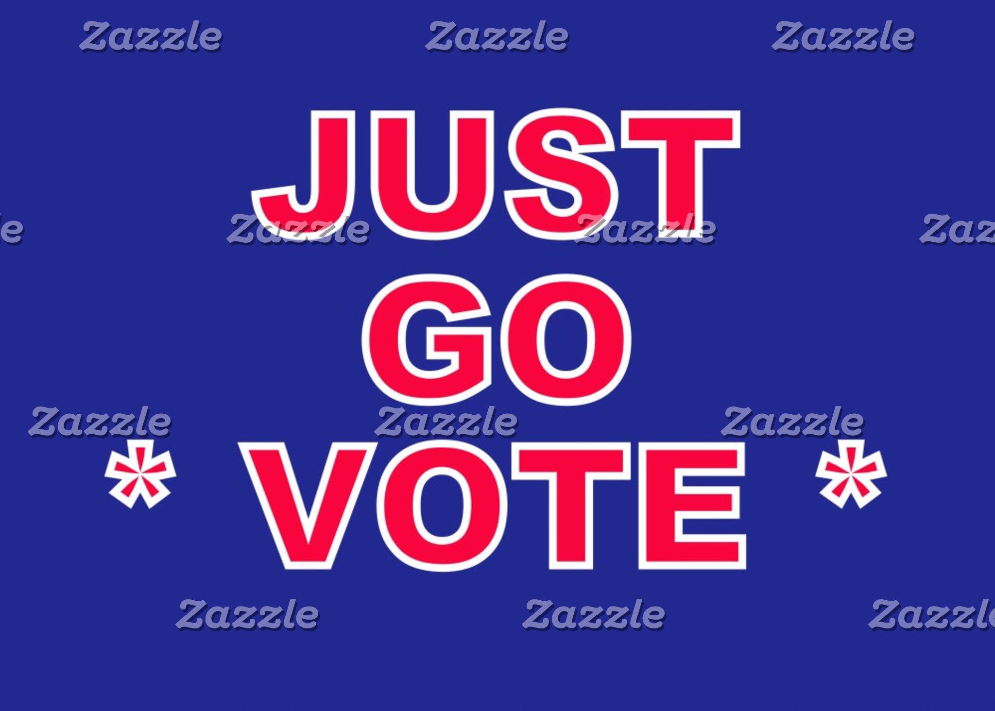Just Go VOTE!