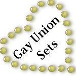 Gay and Lesbian Wedding Sets