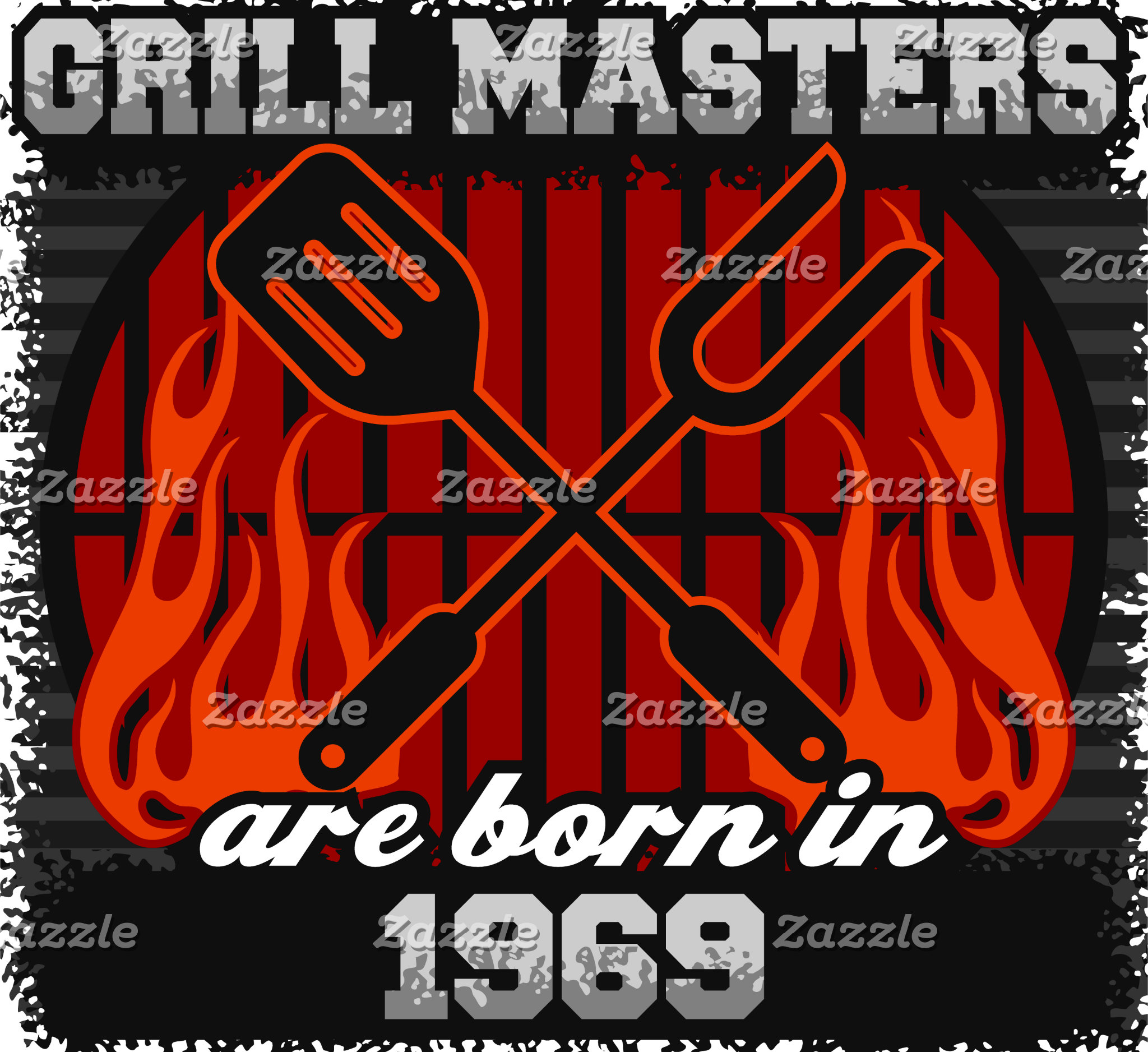 Grill Master By Year