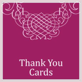 5.Thank You Cards