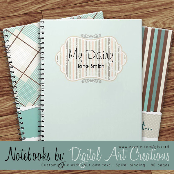 D'ART Notebooks