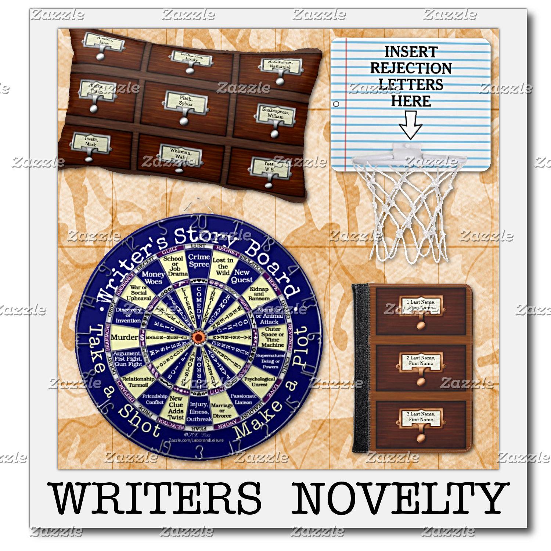 Writer Novelty Items