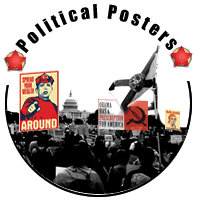 Political Protest Posters
