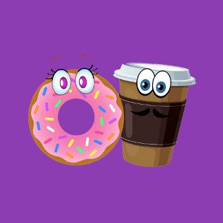 Coffee Loves Donut