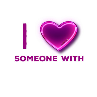 I heart Someone with ___