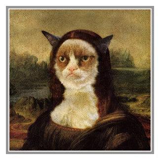 Vintage Grumpy Cat