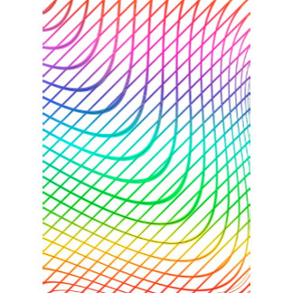 Colorful Line Art