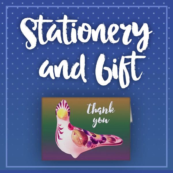 Stationery & Gift Wrap
