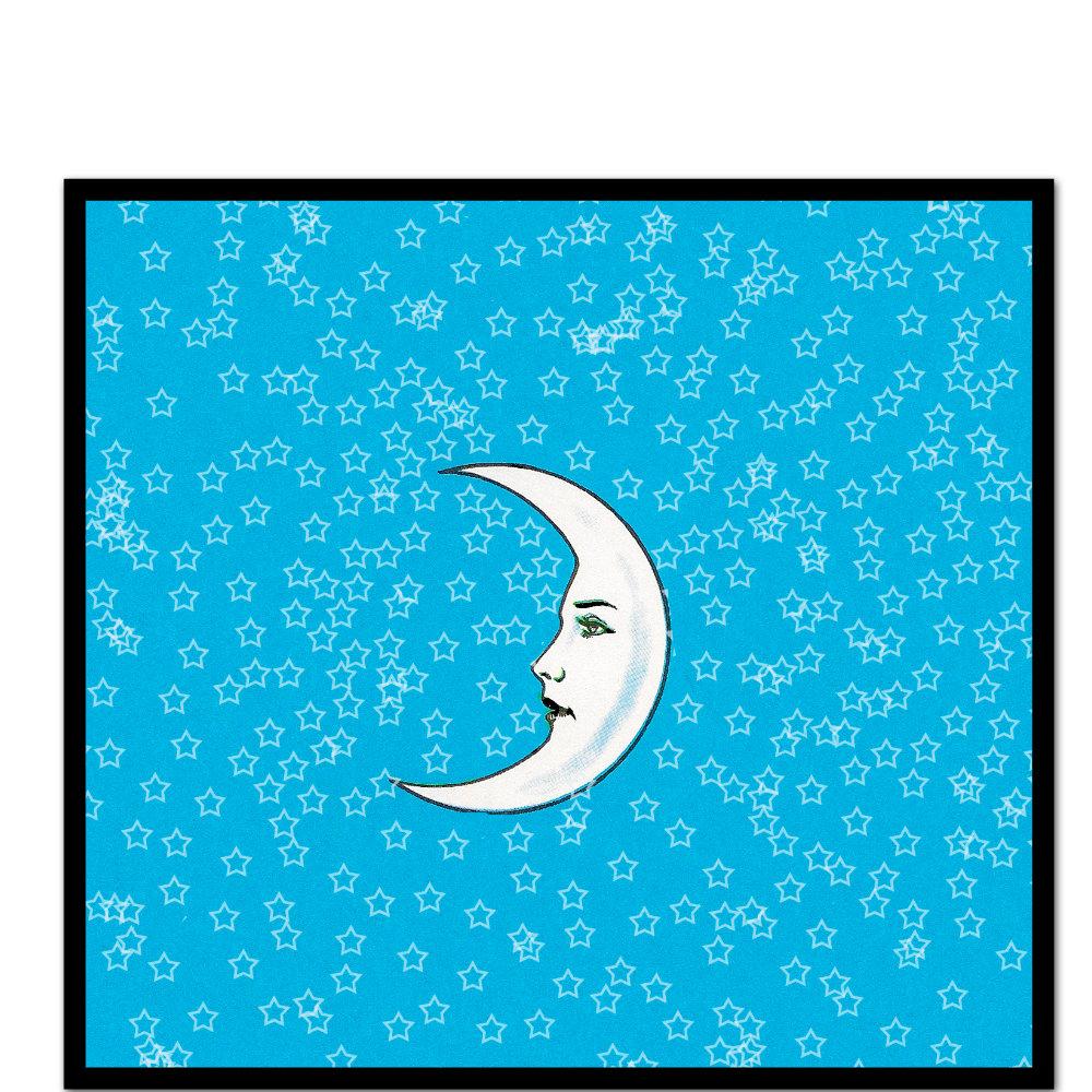Moon, Sun and Stars