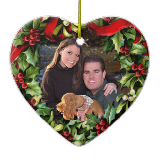 Ornaments Personalized/Photo