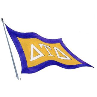 Delta Tau Delta Flag