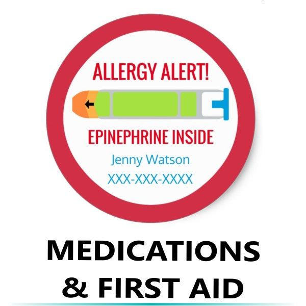 Medicine & First Aid