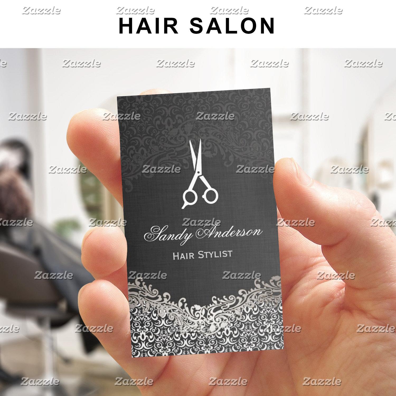 - Hair Stylist -
