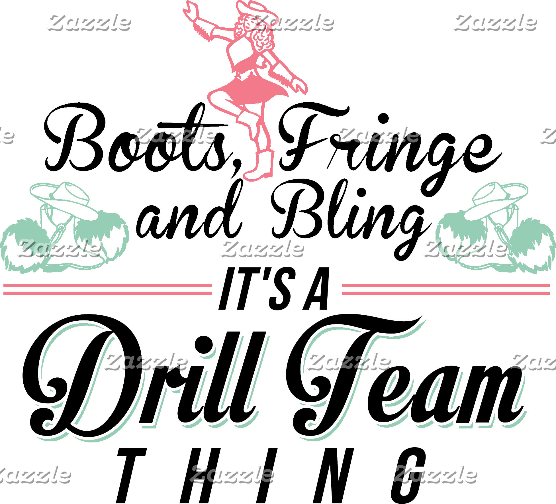 It's a Drill Team Thing
