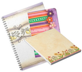 Notebooks, Notepads & Post-it Notes