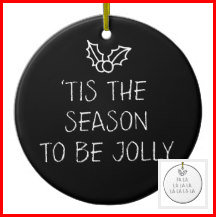 Chalkboard Christmas Decor