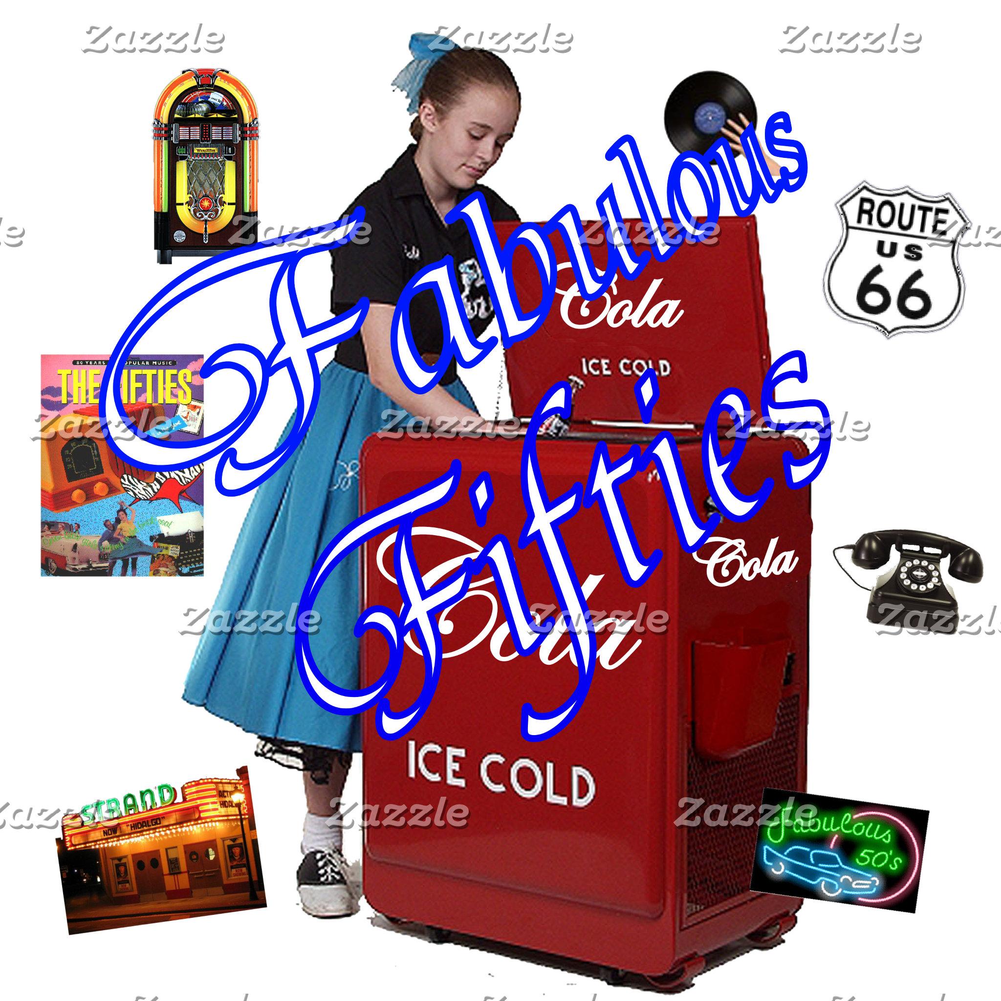 50s Memorbilia 113 items,