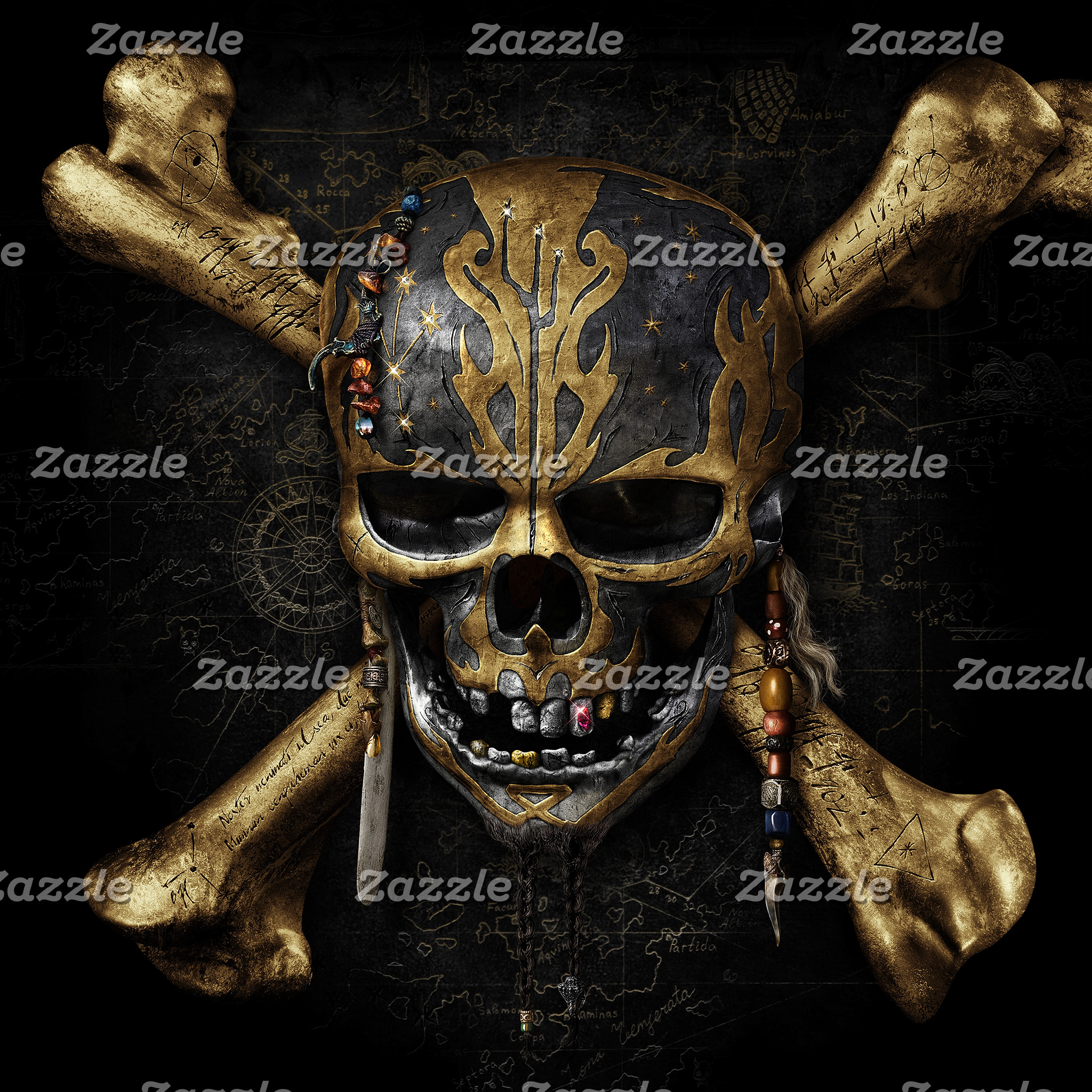 Skulls and Ships