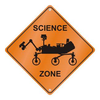 Mars Science Zone