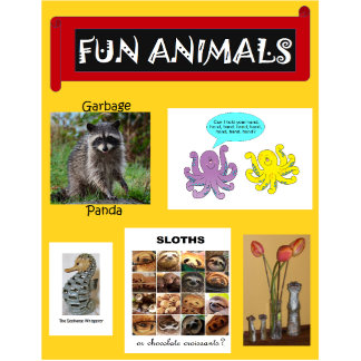 Fun Animals