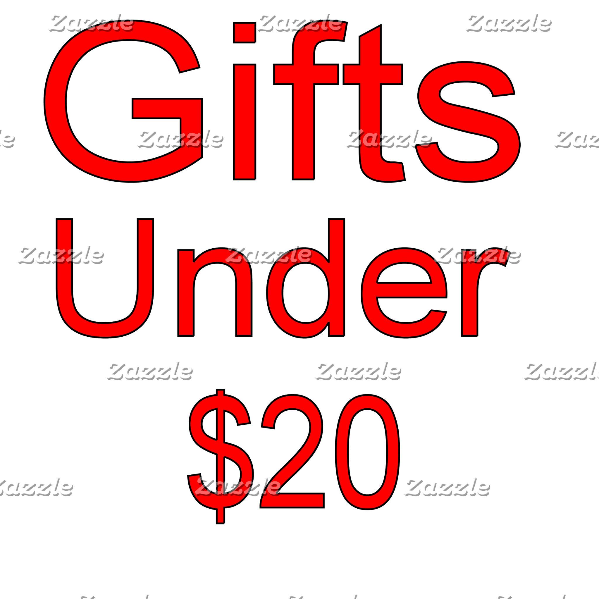 Under 20 Gifts