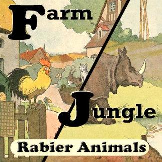 Story Book Animals ➽