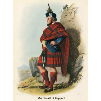 Clan MacDonald of Keppoch