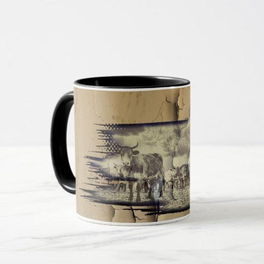 Cattle Mugs