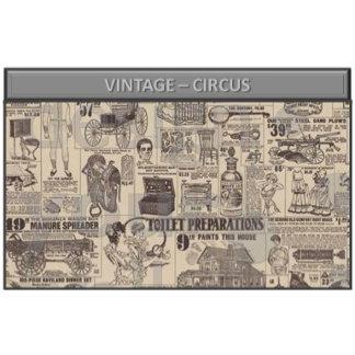 Vintage - circus