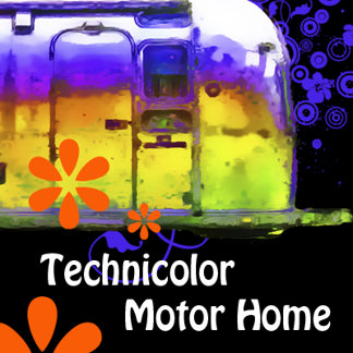 Technicolor Motor Home