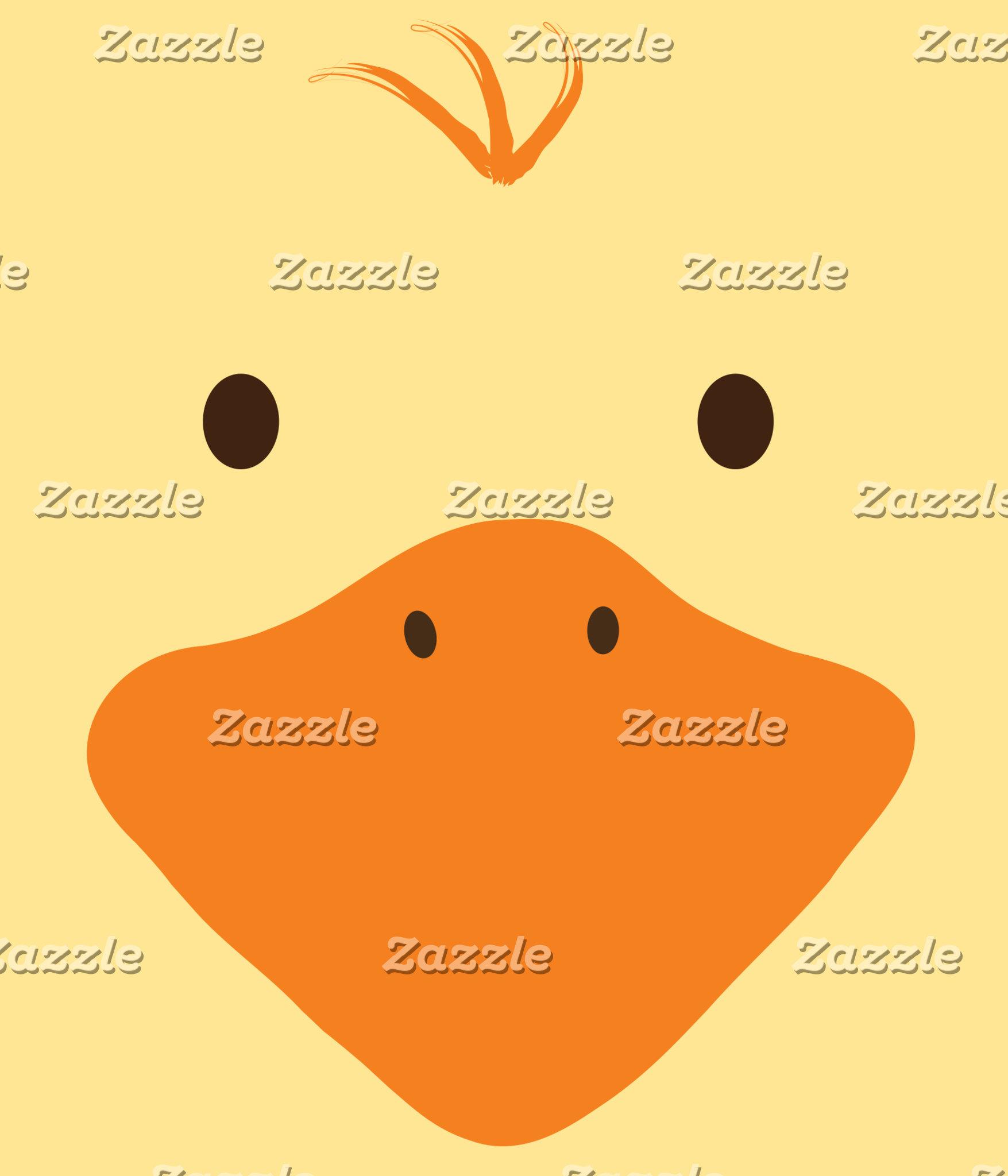 Cute Little Ducky Face