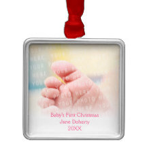 ► Baby's First Christmas