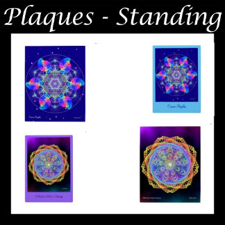 Plaques - Standing