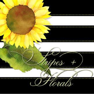 ♥ Stripes + Florals
