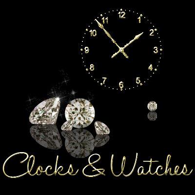 Wall Clocks & Watches