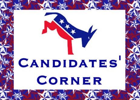 Candidates' Corner