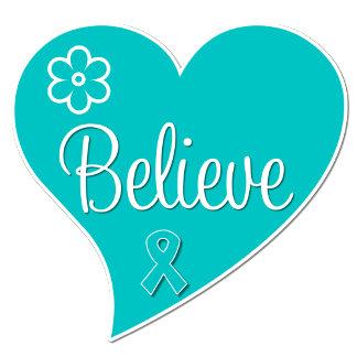 Believe Tourette Syndrome Awareness