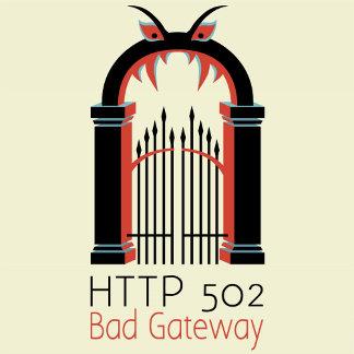 HTTP 502 Bad Gateway