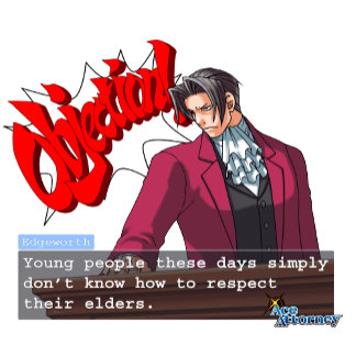 "Edgeworth - ""Respect"""