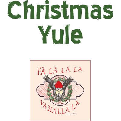 Christmas Yule