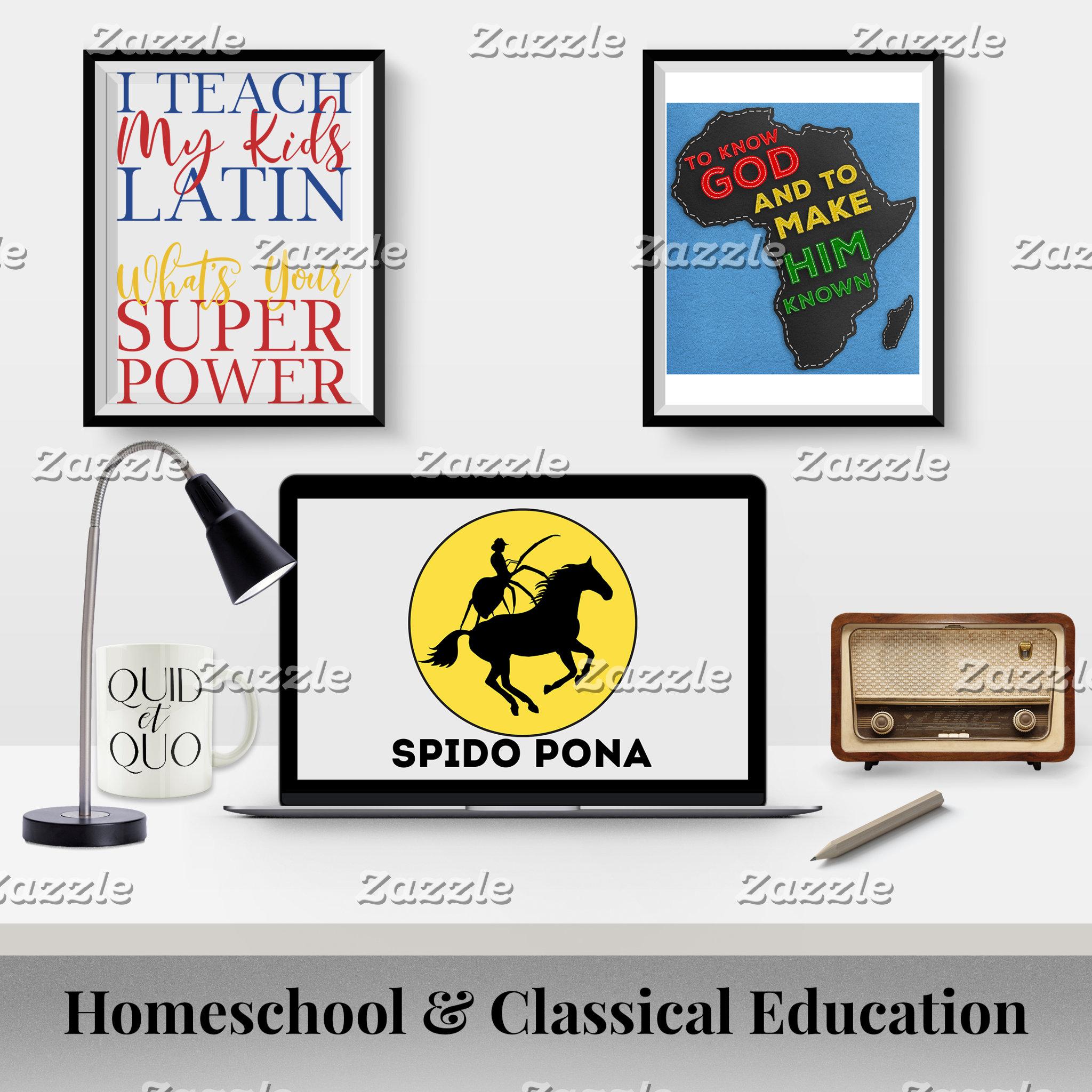 Homeschool & Classical Education