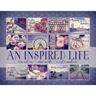 An Inspired Life Calendar