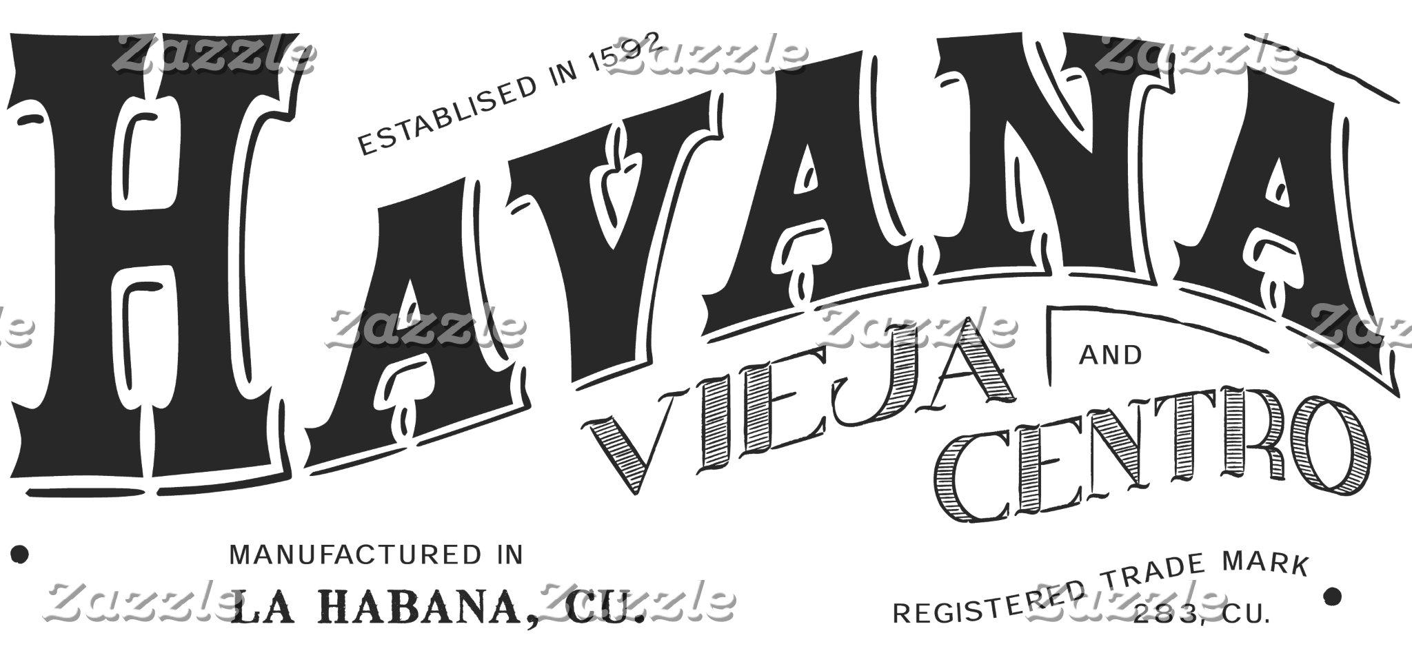 Vintage Havana Logo