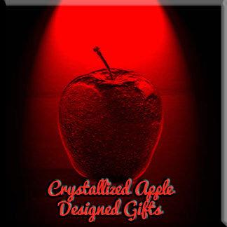 Crystallized Apple