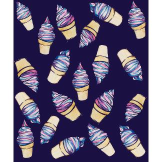Ice Cream Cone retro dreams