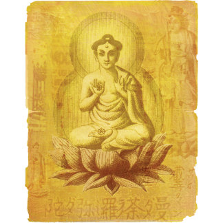 Buddha T-Shirt Gifts Cards