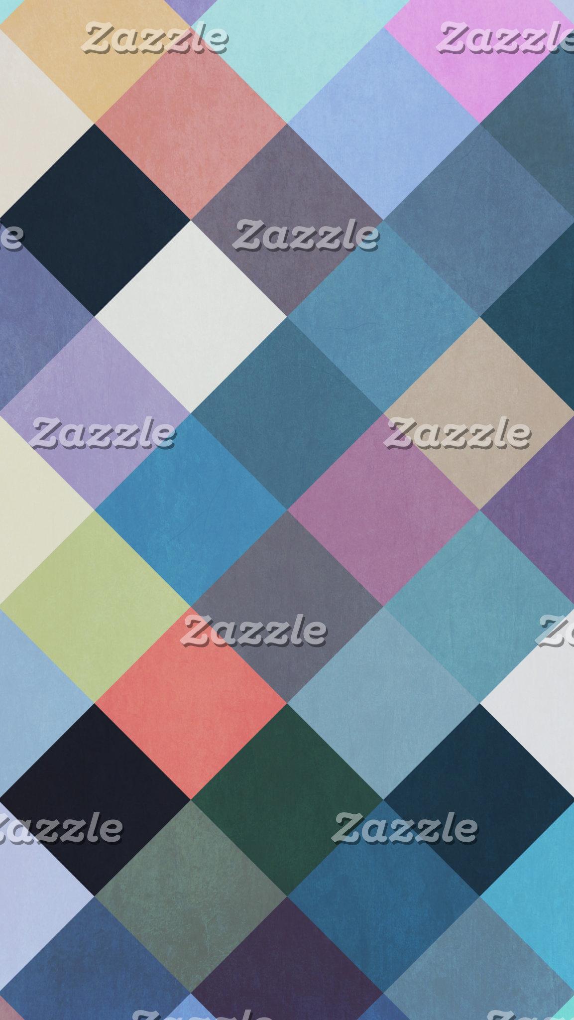 Geometric design | Multicolor Blocks