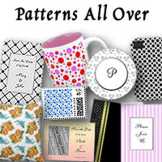 Patterns All Over Custom Designs